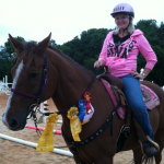 2011 Barrel Racing - Amber