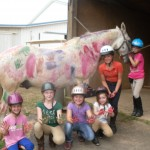 Summer Camp - Parts of the horse FUN!!!